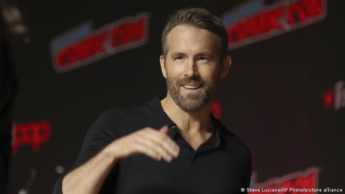 USA Ryan Reynolds