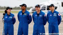 NASA/SpaceX Mission zur ISS