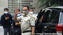Indonesien Jakarta Ermittlung gegen Anies Baswedan