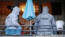 Deutschland Razzien und Festnahmen im Zusammenhang mit dem Kunstraub im Grünen Gewölbe