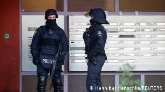 Πάνω από 1.600 πάνοπλοι αστυνομικοί συμμετείχαν στην επιχείρηση του Βερολίνου