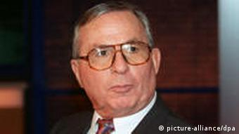 ehemaliger Leites des Planungsstabs im Verteidigungsministerium, Hans Rühle