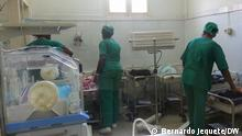 Mosambik Probleme Gesundheitssystem Manica