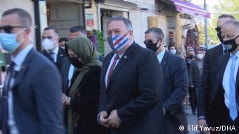 Στην Κωνσταντινούπολη ο Αμερικανός υπΕξ Μάικ Πομπέο