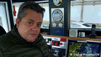 Ο Ολιβιέ Λεπρέτρ από την Ένωση Αλιέων φοβάται την καταστροφή