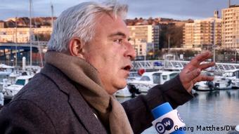 Ο δήμαρχος Φρεντερίκ Κιουβιγέ κάνει έκκληση στη λογική