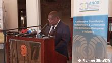 Mosambik Maputo Ossufo Momade