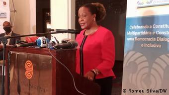 Mosambik Maputo Helena Kida