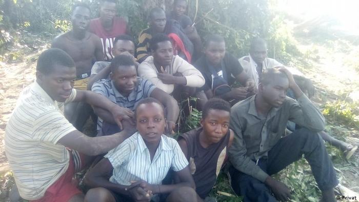 Mosambik Binnenvertriebene aus Cabo DelgadoM