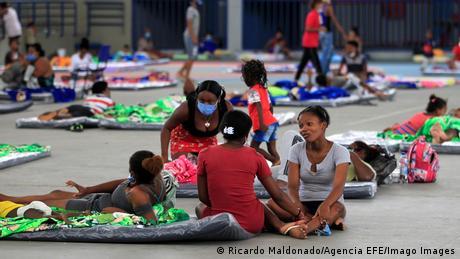 Kolumbien Cartagena | Hurrikan Iota | Verwüstung