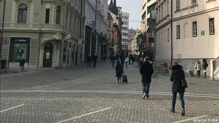 Slovenačka vlada je zbog pogoršane situacije dodatno pooštrila mere