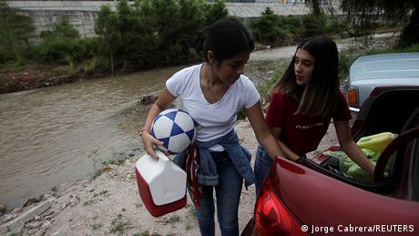 Honduras Tegucigalpa | Hurrikan Iota | Verwüstung