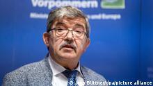 Deutschland Schwerin | Verfassungsschutzbericht | Lorenz Caffier