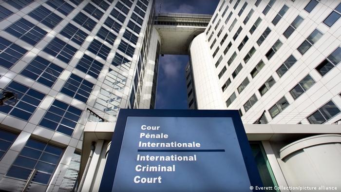 ICC at the Hague