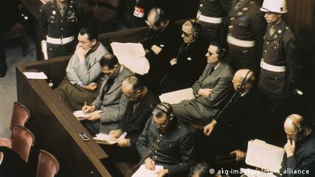 75 χρονια από τη Δίκη της Νυρεμβέργης