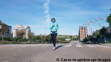 Sport und Corona | Joggen | Symbolbild