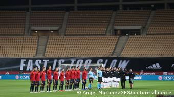 UEFA Nations League   Spanien v Deutschland