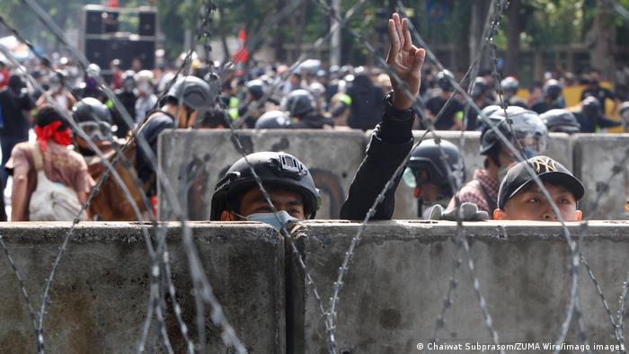 Thailand | Bangkok | Proteste