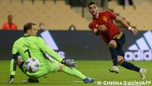UEFA Nations League | Spanien v Deutschland | Tor (5:0)