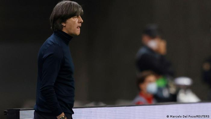 UEFA Nations League | Spanien v Deutschland | Joachim Low