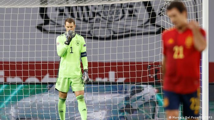 UEFA Nations League   Spain v Germany