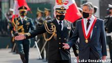 Peru Francisco Sagasti neuer Übergangspräsident