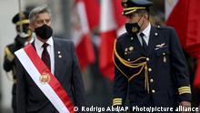 Peru | Francisco Sagasti neuer Übergangspräsident