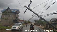 Nicaragua   Hurrikan Iota   Verwüstung