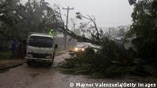 Nicaragua Puerto Cabezas | Zerstörung nach Hurrikan Iota