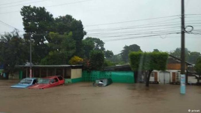 Nicaragua Hurricane Iota