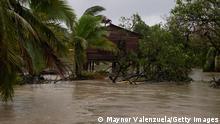 Nicaragua Puerto Cabezas | Überflutung nach Hurrikan Iota