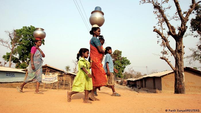 Indien Symbolbild Frauen