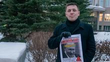 Russland | FBK-Aktivist Andrej Borowikow