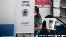 Brasilien Rio de Janeiro | Kommunalwahl