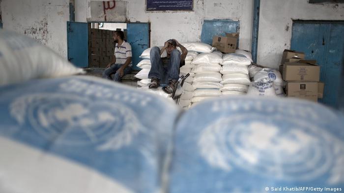Palästina UNWRA Symbolbild