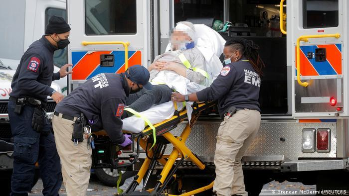 Coronavirus USA | New York City