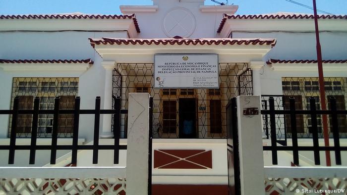Mosambik Nampula General Inspection of Finance