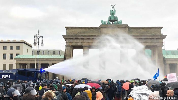 Berlin | Anti-Corona Demo