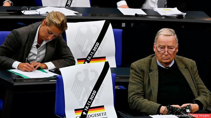 AfD-Provokation im Bundestag