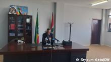 Äthiopien Addis Abeba | Oromioa Polzeichef Ararsa Merdasa