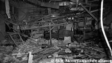 England Birmingham | IRA Bombenanschlag: Zerstörte Mulberry Bush pub