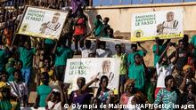Wahlen in Burkina Faso