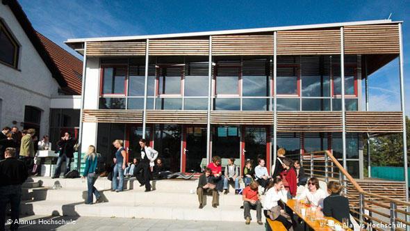 Flash-Galerie Alanus Hochschule