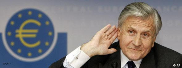 No Flash Jean-Claude Trichet
