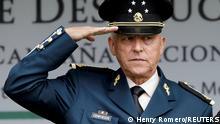 Mexiko US-Justiz will Klage gegen ehemaligen Verteidigungsminster fallen lassen | General Salvador Cienfuegos
