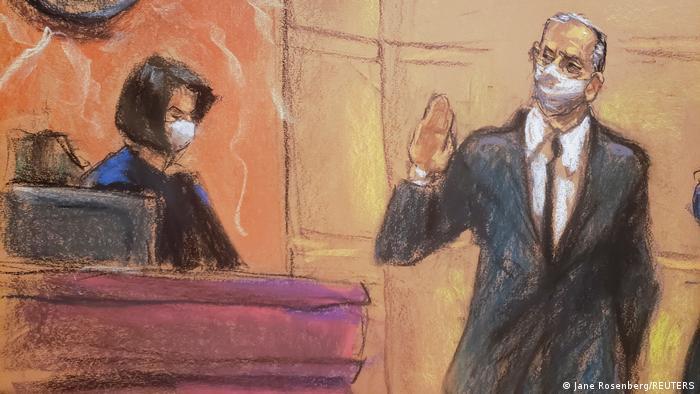 USA Justiz will Klage gegen ehemaligen Verteidigungsminster Mexikos fallen lassen | Salvador Cienfuegos und Richterin Carol Bagley Amo