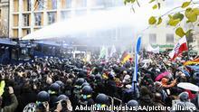 Deutschland Anti-Corona Demo Berlin