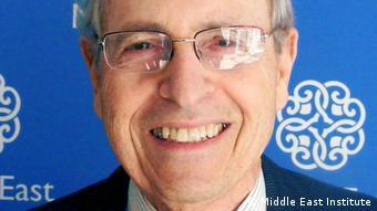 Marvin Weinbaum, exanalista del Departamento de Estado de EE. UU.