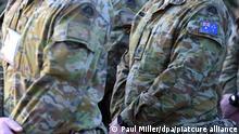 Australische Soldaten in Afghanistan