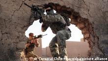 Australische Einheiten in Afghanistan